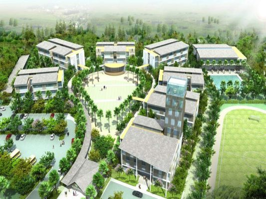 Dự án Nam phong Center