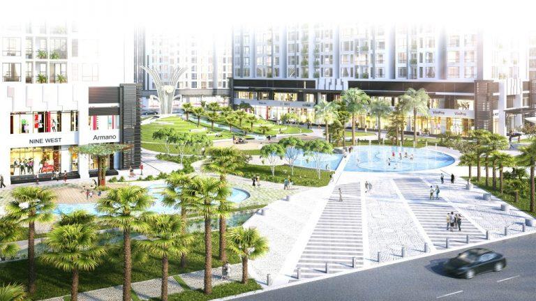Phối cảnh dự án Nam Phong Eco Park