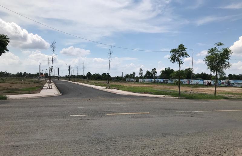 An phú center hiện trạng dự án