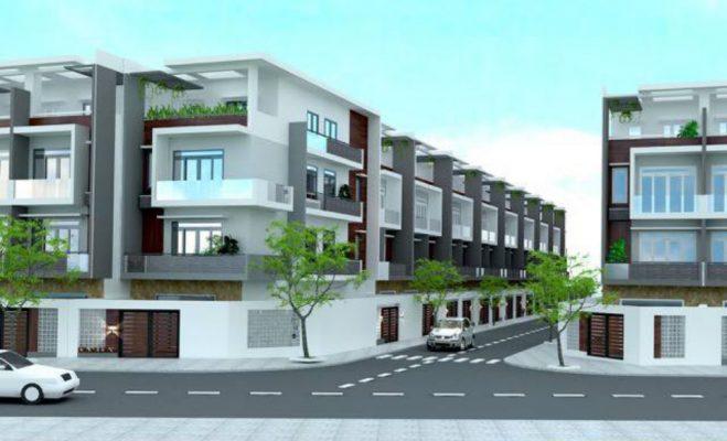 Phối cảnh dự án Phước Vân Residence